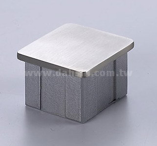 Aluminum End Caps For Tubing http://www.dahshi.com.tw/en/product/SS-40021SQ.html